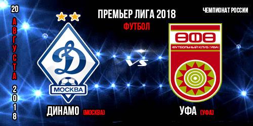 Динамо Уфа