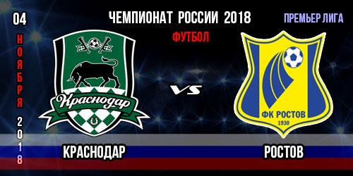 Краснодар Ростов